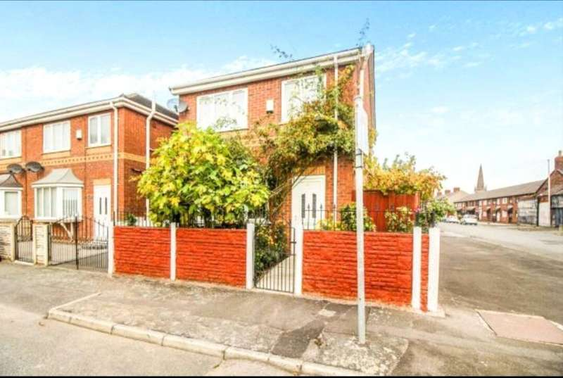 3 Bedrooms Detached House for sale in Sutton Street, Liverpool, Merseyside, L13