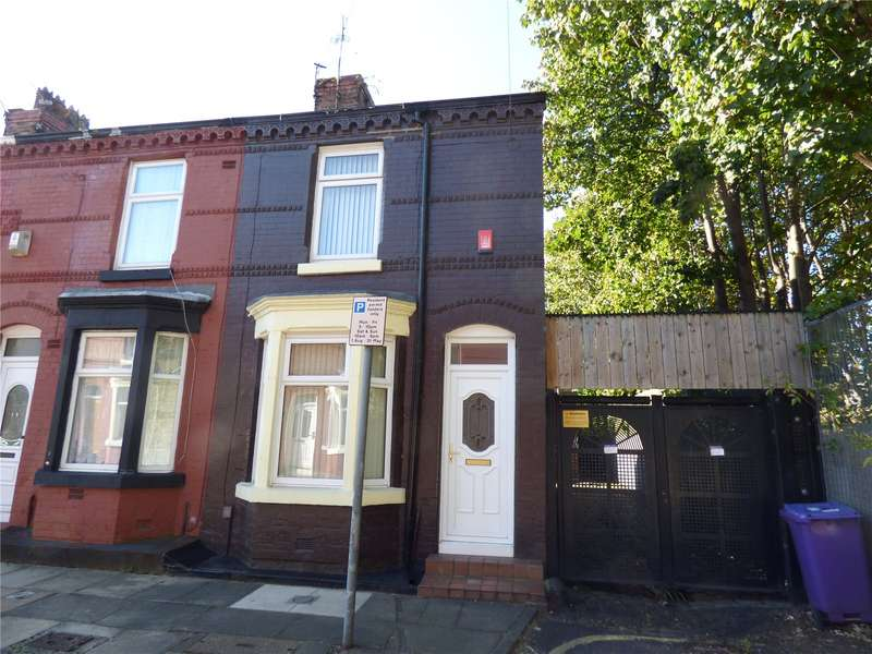 2 Bedrooms Terraced House for sale in Nansen Grove, Liverpool, Merseyside, L4