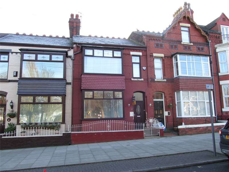 5 Bedrooms Terraced House for sale in Arkles Lane, Liverpool, Merseyside, L4
