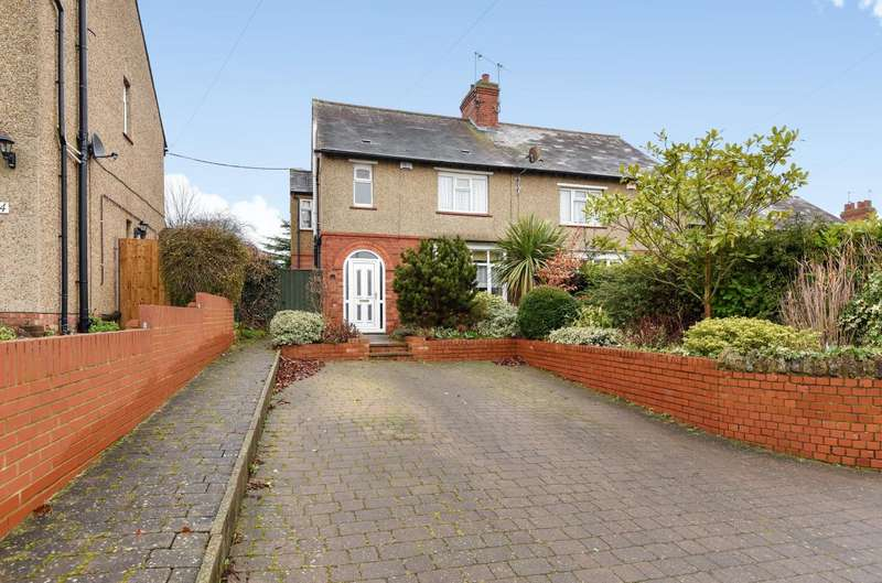 4 Bedrooms Semi Detached House for sale in West Street, Wellingborough