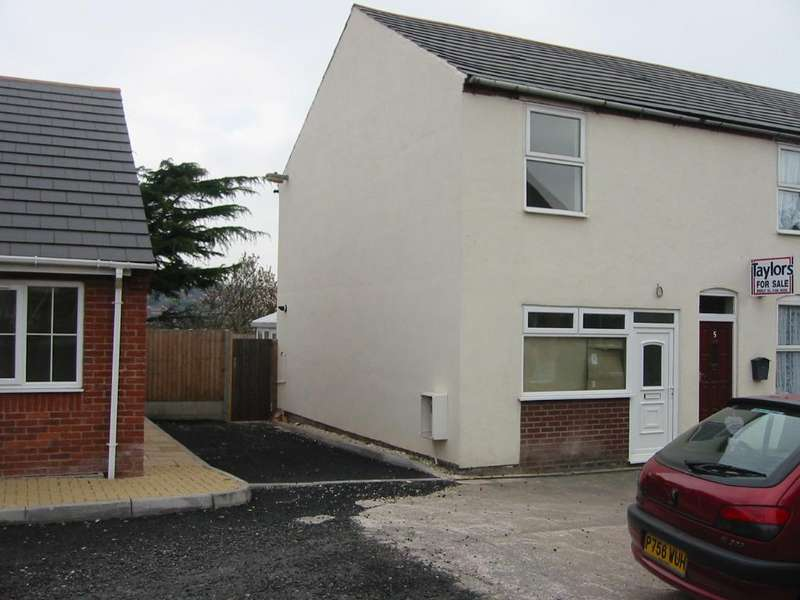 2 Bedrooms End Of Terrace House for sale in NEW STREET, QUARRY BANK , BRIERLEY HILL DY5