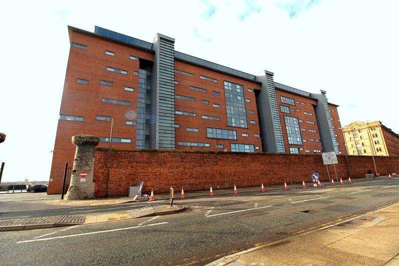 1 Bedroom Apartment Flat for sale in William Jessop Way, Liverpool