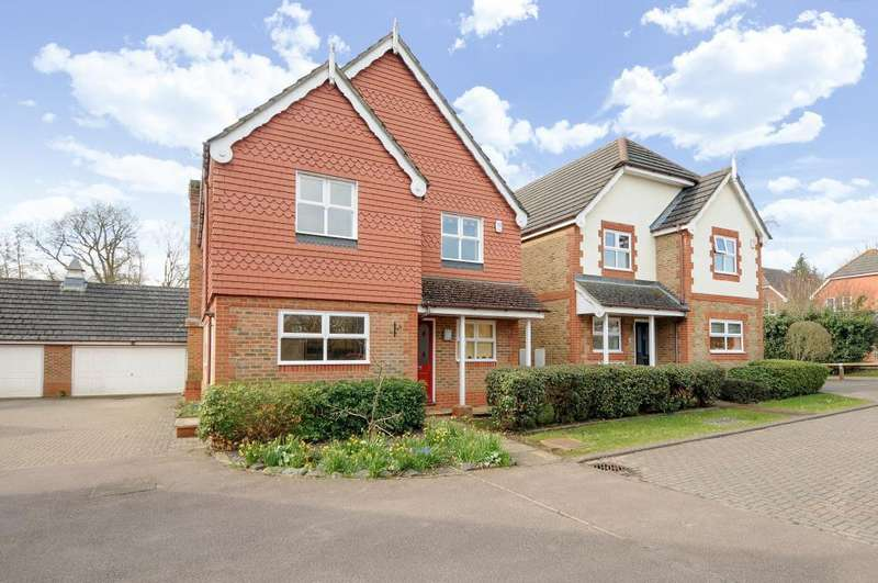 4 Bedrooms Detached House for sale in North Ascot, Berkshire, SL5