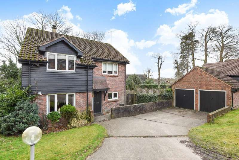 4 Bedrooms Detached House for sale in Geffers RIde, Ascot, SL5
