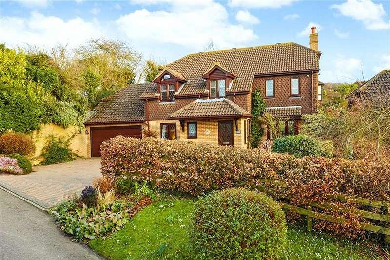 5 Bedrooms Detached House for sale in Priory Lane, Eynsford, Dartford, DA4