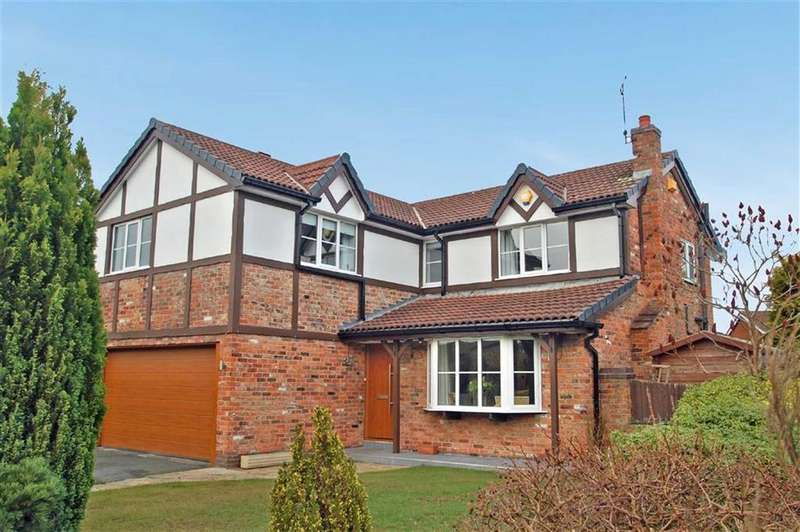 5 Bedrooms Detached House for sale in Hazelwood Road, Wilmslow, Cheshire