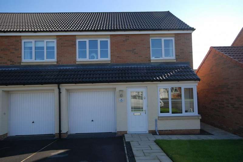 3 Bedrooms Semi Detached House for sale in Havannah Drive, Wideopen