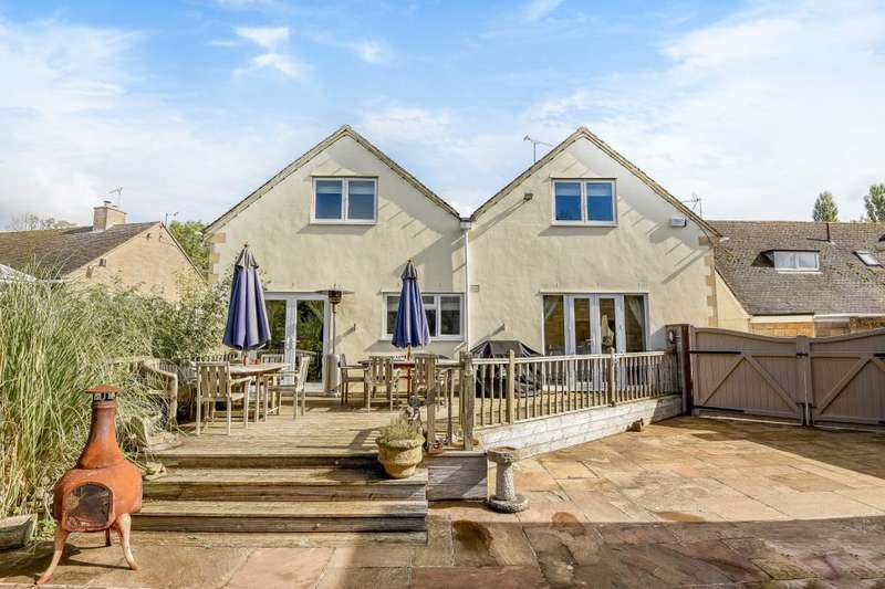 4 Bedrooms Detached House for sale in Kingham, Oxfordshire, OX7