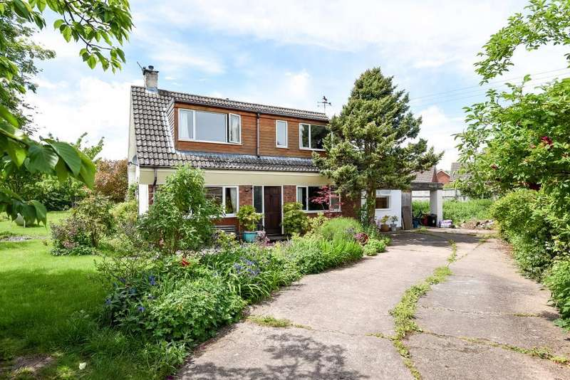 4 Bedrooms Detached House for sale in Hay on Wye 8 miles, Golden Valley, HR2