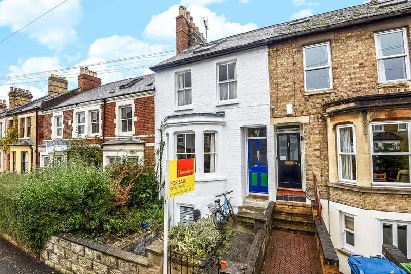 4 Bedrooms House for sale in Hurst Street, Oxford,, OX4