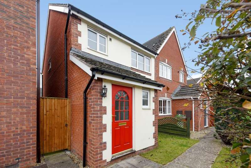 3 Bedrooms House for sale in Lower Bullingham, Hereford, HR2