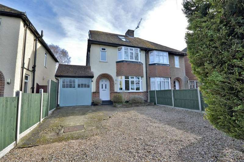 4 Bedrooms Semi Detached House for sale in 11 Newport Road, Saffron Walden