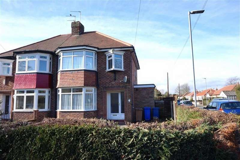 3 Bedrooms Semi Detached House for sale in Lowfield Road, Anlaby, Anlaby, HU10