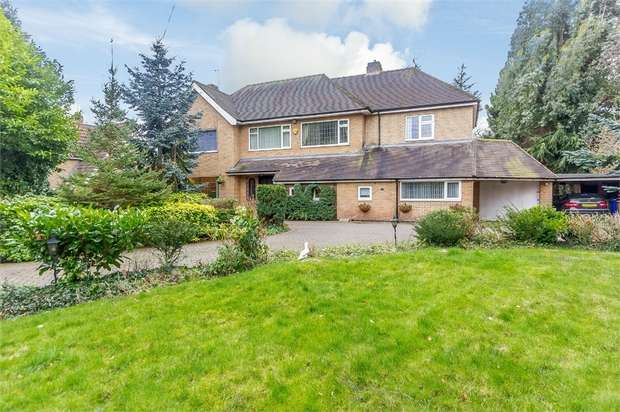 5 Bedrooms Detached House for sale in Beverley Road, Kirk Ella, Hull, East Riding of Yorkshire