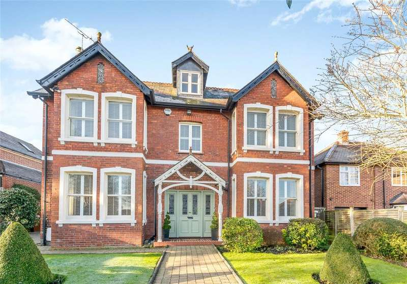 4 Bedrooms Detached House for sale in College Road, Maidenhead, Berkshire, SL6