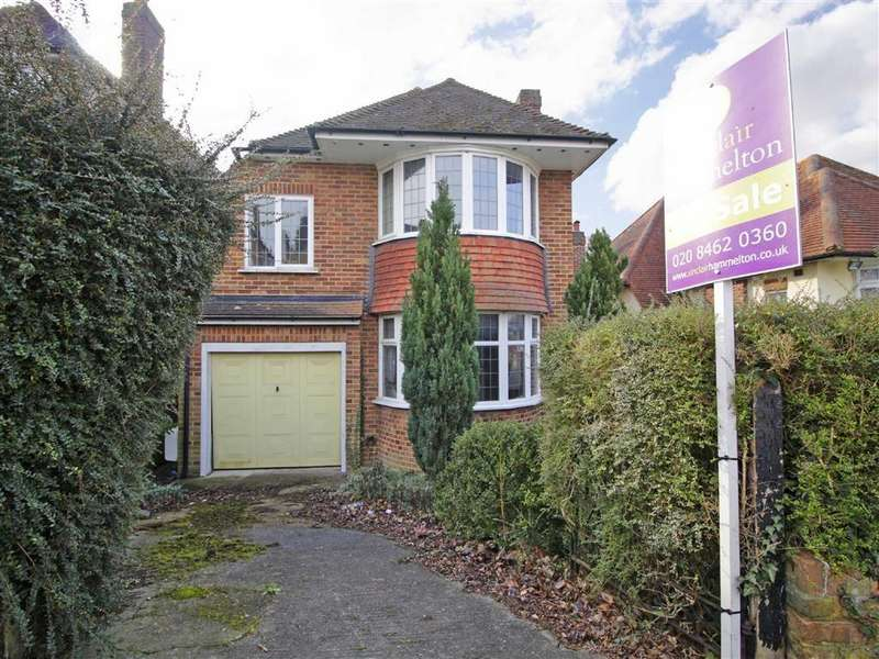 4 Bedrooms Detached House for sale in Sandiland Crescent, Hayes, Kent