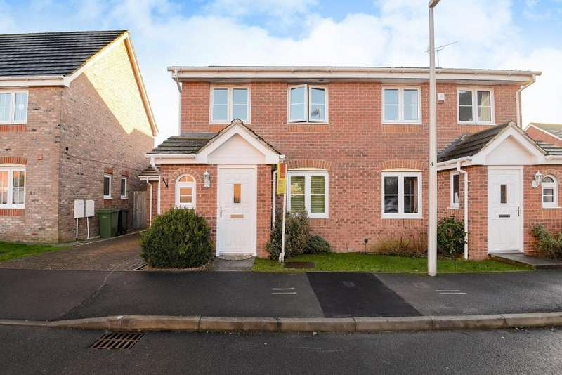 3 Bedrooms House for sale in Borderers Gardens, Thatcham, West Berkshire, RG19