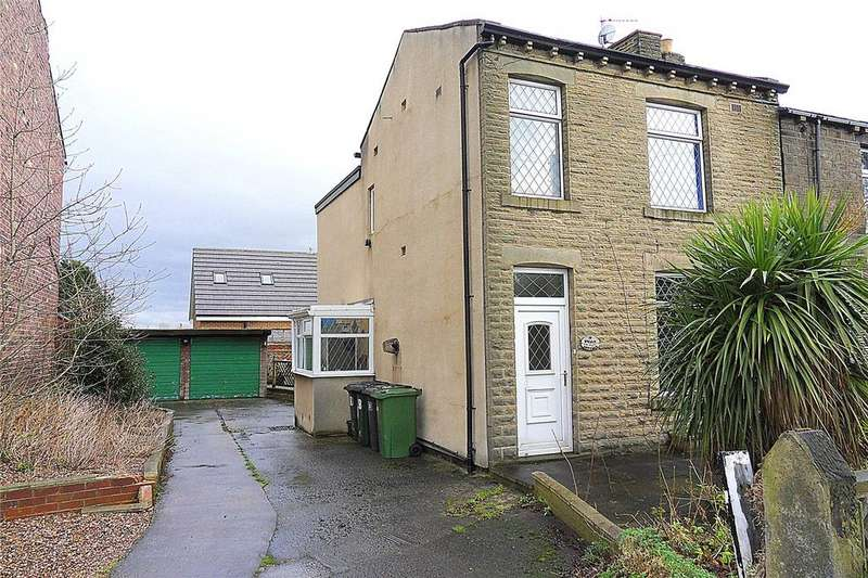3 Bedrooms Semi Detached House for sale in Wellhouse Lane, Mirfield, West Yorkshire, WF14