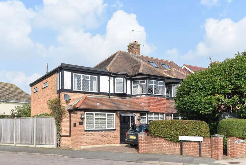 4 Bedrooms House for sale in Dukes Avenue, Ham, Richmond, TW10