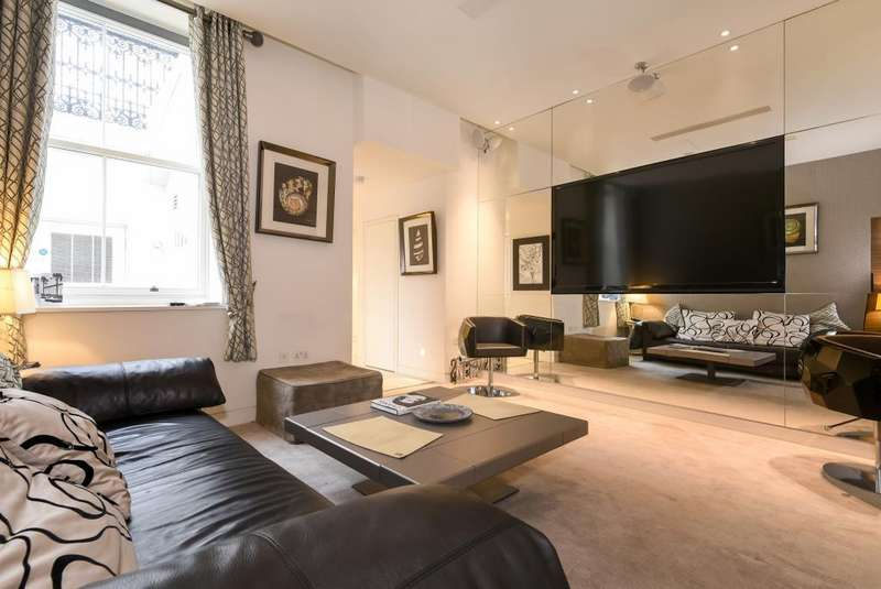 1 Bedroom Flat for sale in The Lancasters, Lancaster Gate, W2, W2