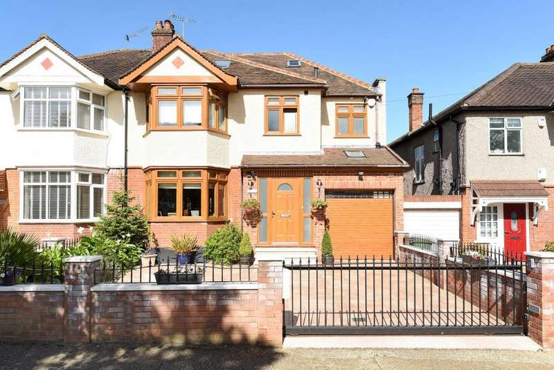 4 Bedrooms House for sale in Harrow, Middlesex, HA3