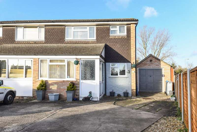 4 Bedrooms House for sale in Eynsham, West Oxford, OX29