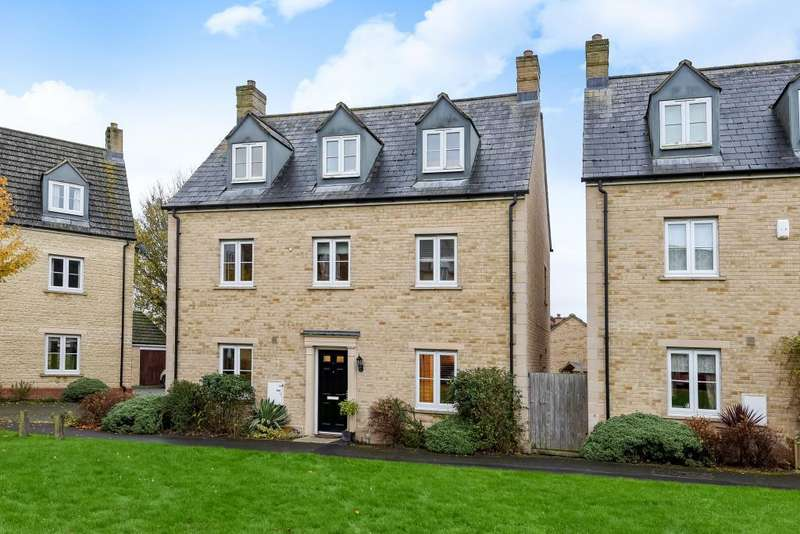 4 Bedrooms Detached House for sale in Wilkinson Place, Witney, OX28