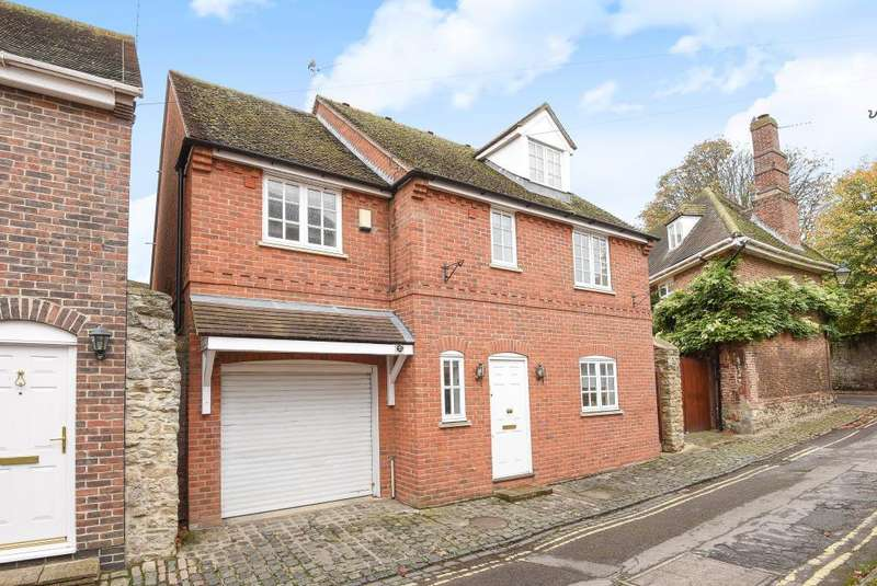4 Bedrooms Detached House for sale in Abingdon, Oxfordshire OX14, OX14