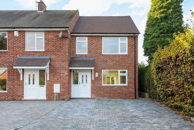 3 Bedrooms House for sale in Clifton Hampden, Oxfordshire OX14, OX14