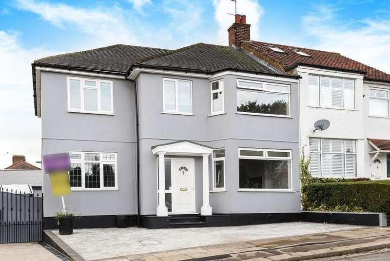6 Bedrooms House for sale in Bedford Ave, Barnet, EN5