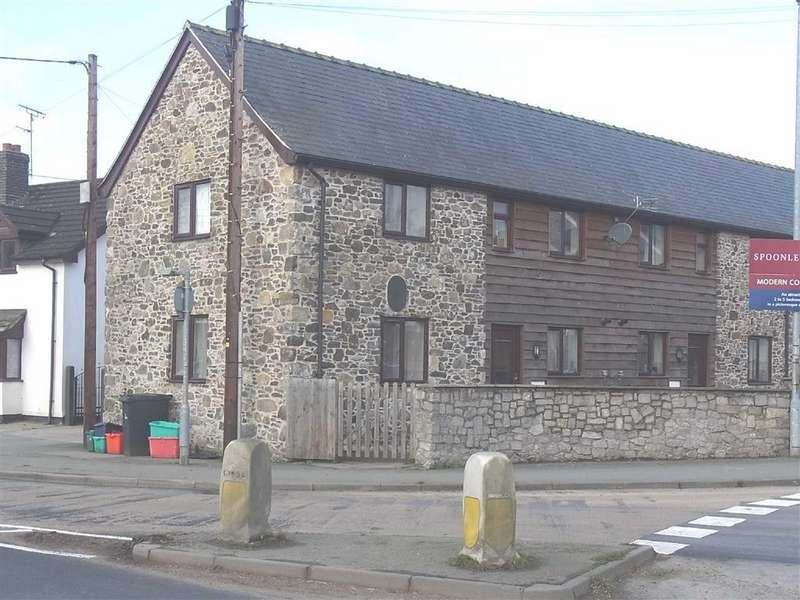 2 Bedrooms Cottage House for rent in 1, Spoonley Barns, Llansantffraid, Powys, SY22