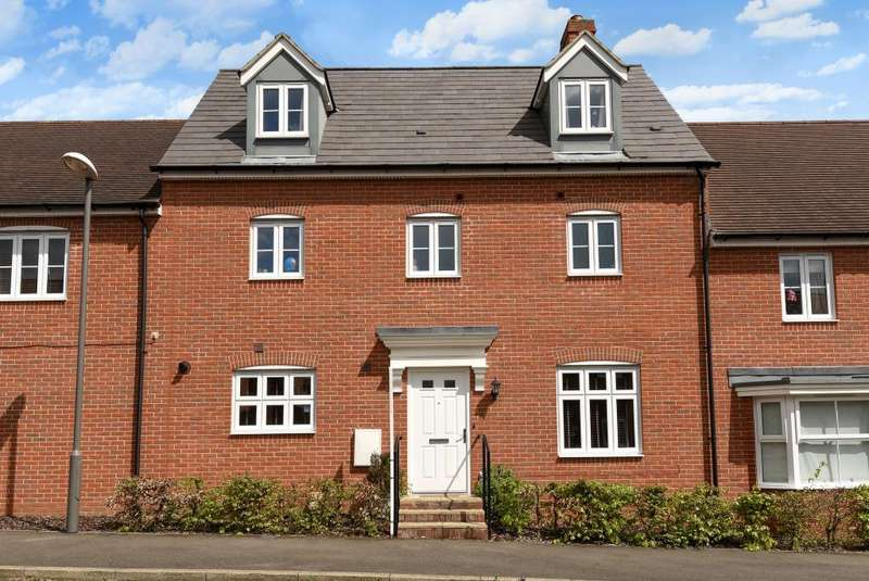 5 Bedrooms House for sale in Peacock Lane, Buckingham Park, HP19