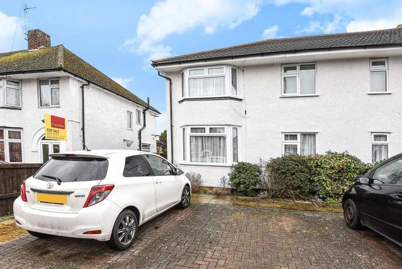 1 Bedroom Flat for sale in Headington, Oxford, OX3