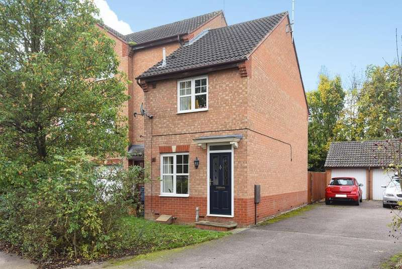 2 Bedrooms House for sale in Wellington Avenue, Banbury, OX16