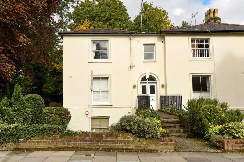 2 Bedrooms Flat for sale in Waverley Court, North Finchley, N12