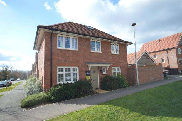 4 Bedrooms Detached House for sale in Stemson Avenue, Exeter, Devon