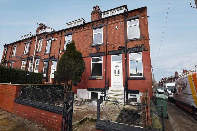 2 Bedrooms End Of Terrace House for sale in Garnet Crescent, Leeds, West Yorkshire, LS11