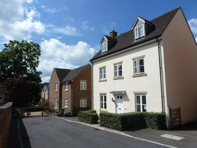 4 Bedrooms Detached House for rent in Home Orchard, Ebley, Stroud, Gloucestershire, GL5