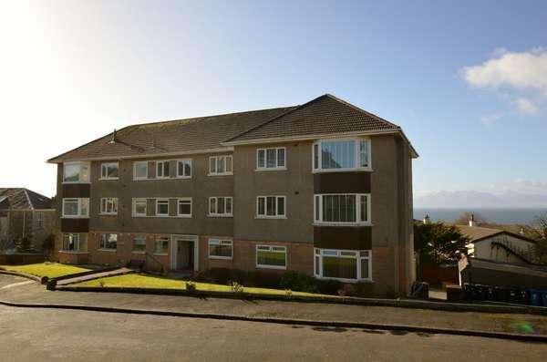 3 Bedrooms Flat for sale in 40 Overton Crescent, West Kilbride, KA23 9HG