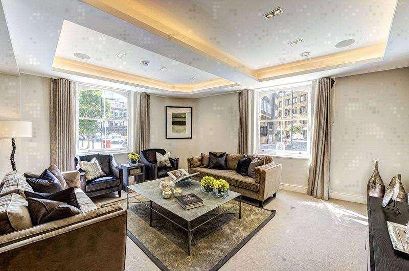 4 Bedrooms Maisonette Flat for rent in Bear Pit, Park Street, SE1