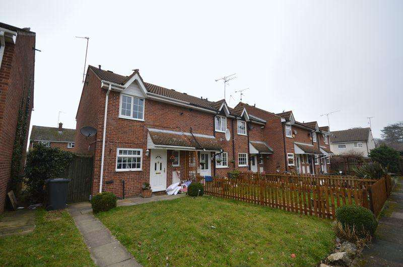3 Bedrooms End Of Terrace House for sale in Cemetery Road, Dunstable