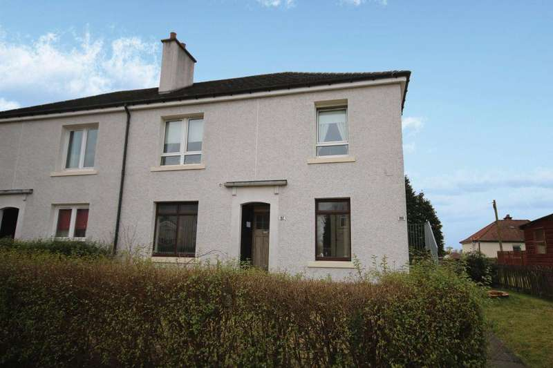 2 Bedrooms Flat for sale in 197 Boreland Drive, Knightswood, Glasgow, G13 3TP