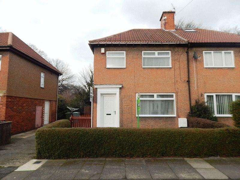 3 Bedrooms Semi Detached House for rent in KINGS GARDENS, BLYTH