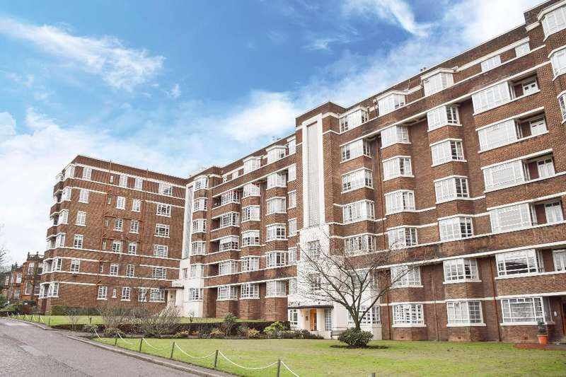 2 Bedrooms Flat for sale in Kelvin Court, Kelvindale, Glasgow, G12 0AD