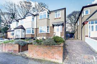 3 Bedrooms Semi Detached House for sale in Ingham Road, Selsdon, South Croydon