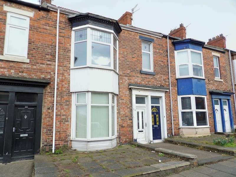 2 Bedrooms Property for sale in Imeary Street, Westoe, South Shields, Tyne and Wear, NE33 4EG