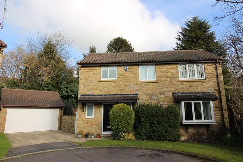 4 Bedrooms Detached House for sale in Oak Ridge, Wetherby, LS22 6GT