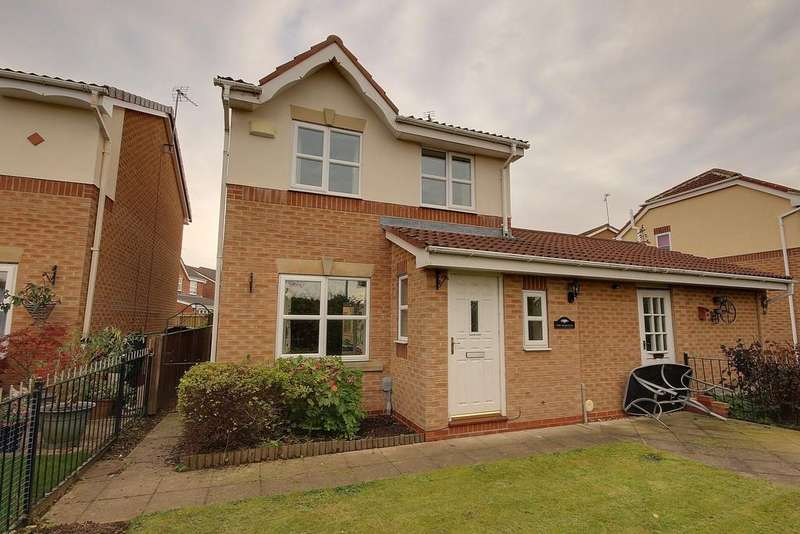 3 Bedrooms Detached House for rent in Butterfly Meadows, Beverley