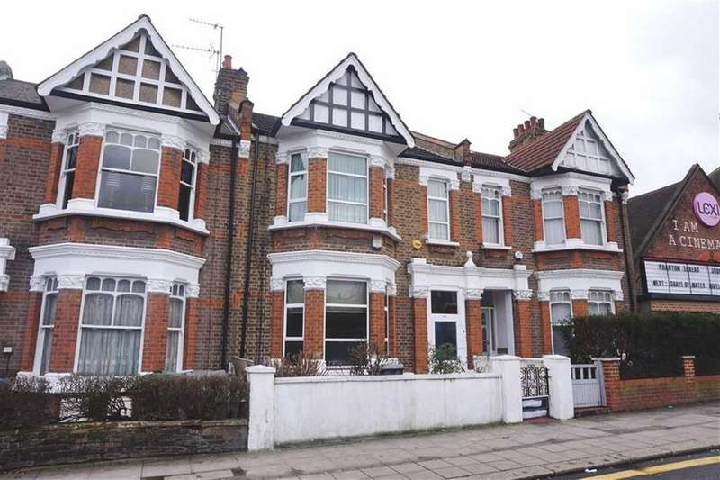 4 Bedrooms House for sale in Chamberlayne Road, Kensal Rise, NW10