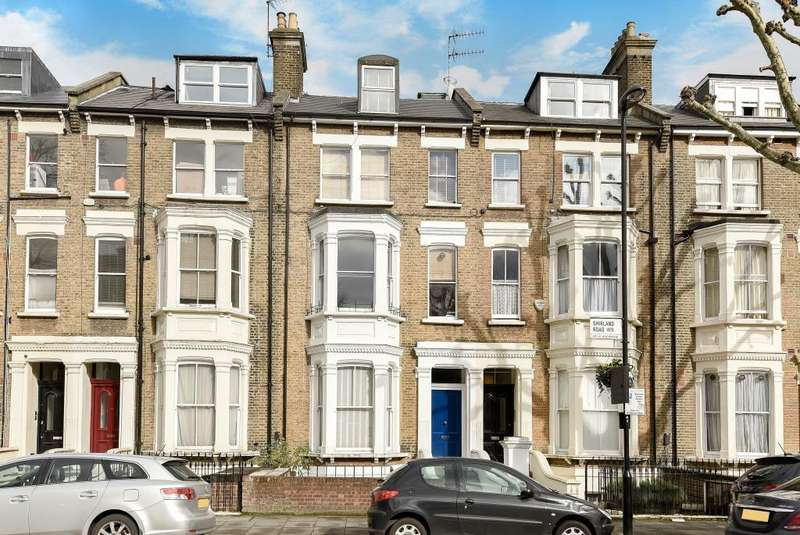 2 Bedrooms Flat for sale in Shirland Road, Maida Vale, W9, W9